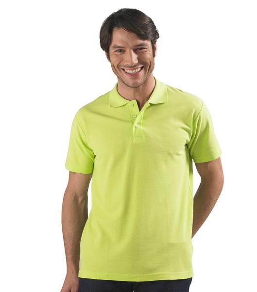 Koszulki Polo S 11342 SUMMER II 170 - 11342_apple_green_S - Kolor: Apple green