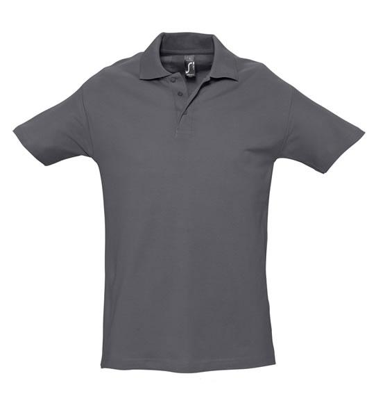 Koszulki Polo S 11362 SPRING II 210 - 11362_mouse_grey_S - Kolor: Mouse grey