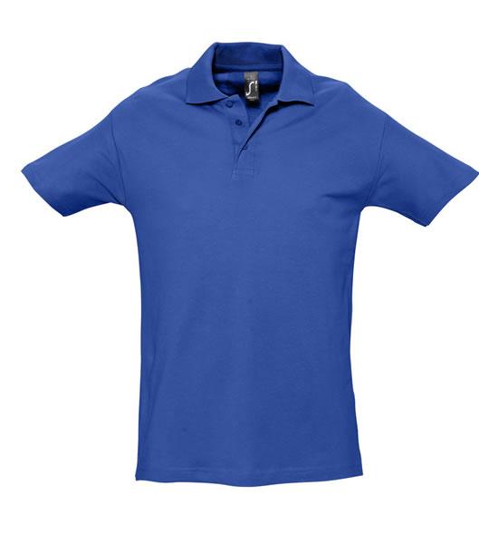Koszulki Polo S 11362 SPRING II 210 - 11362_royal_blue_S - Kolor: Royal blue