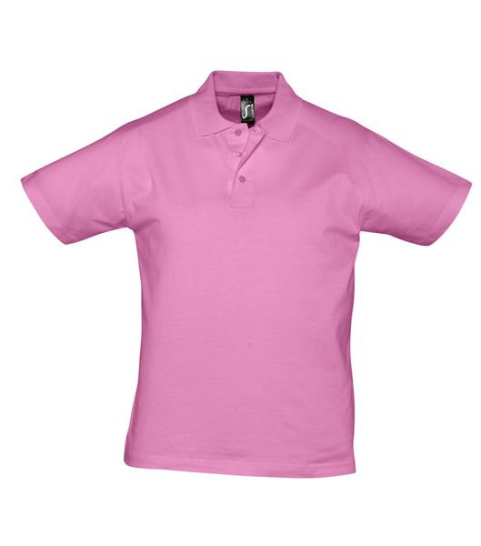 Koszulki Polo S 11377 PRESCOTT MEN 170 - 11377_orchid_pink_S - Kolor: Orchid pink
