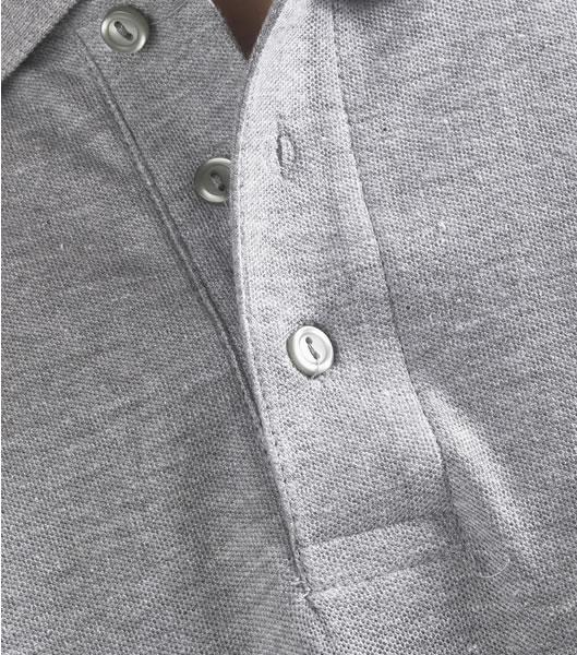 Koszulki Polo S 11328 STAR 170 - 11328_zoom_S - Kolor: Grey melange