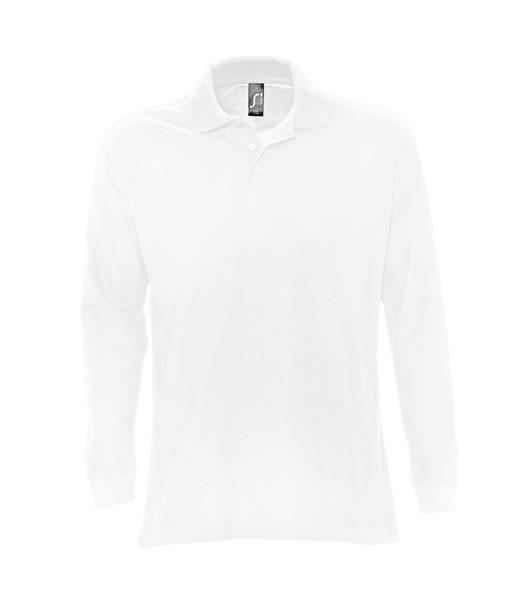Koszulki Polo S 11328 STAR 170 - 11328_white_S - Kolor: White