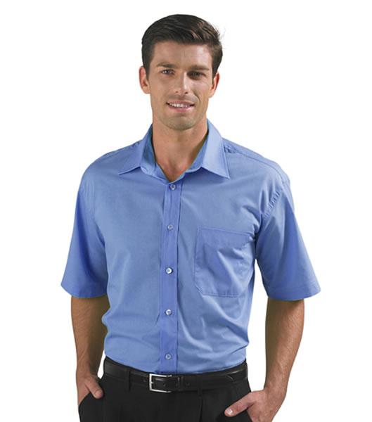 Koszula S 16050 BRISTOL - 16050_medium_blue_S - Kolor: Medium blue