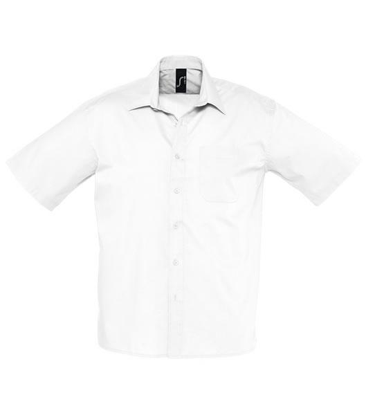 Koszula S 16050 BRISTOL - 16050_white_S - Kolor: White