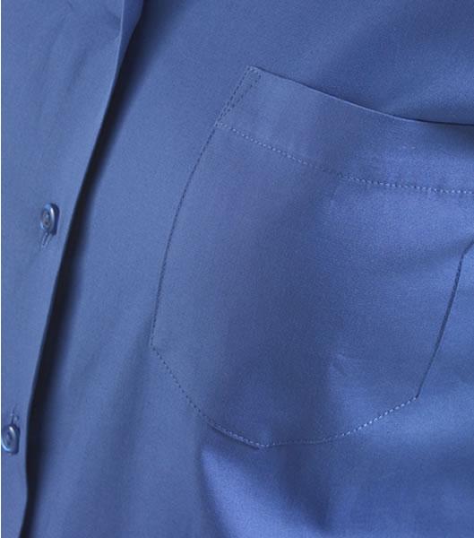 Koszula Ladies S 17040 ENERGY - 17040_zoom_S - Kolor: Cobalt blue