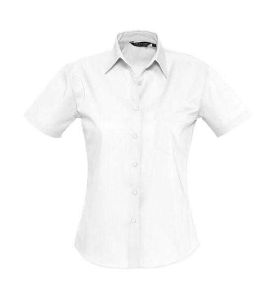 Koszula Ladies S 17040 ENERGY - 17040_white_S - Kolor: White