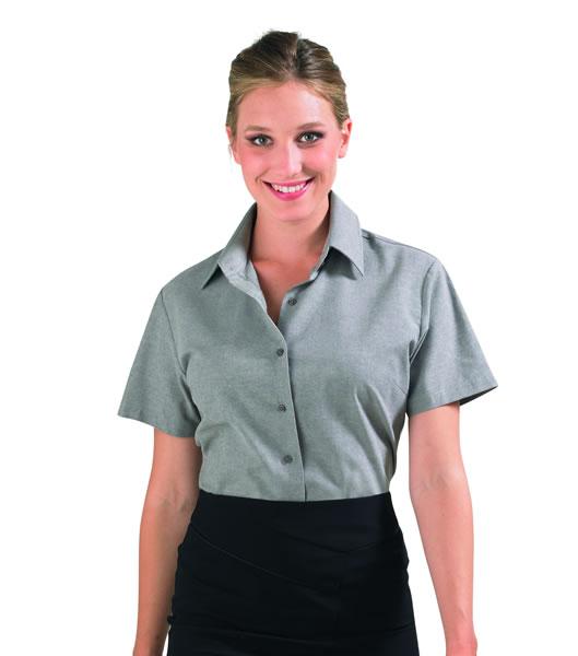 Koszula Ladies S 16030 ELITE - 16030_silver_S - Kolor: Silver