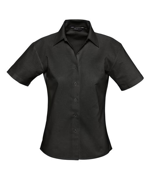 Koszula Ladies S 16030 ELITE - 16030_black_S - Kolor: Black