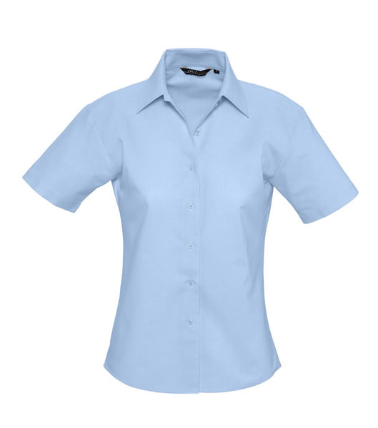 Koszula Ladies S 16030 ELITE - 16030_sky_blue_S - Kolor: Sky blue