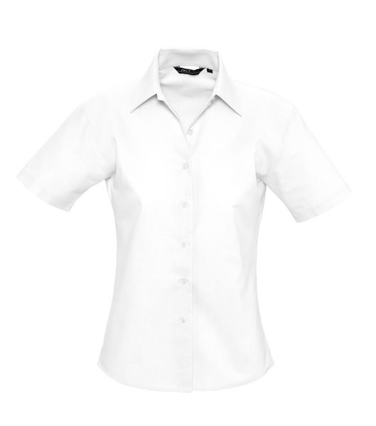 Koszula Ladies S 16030 ELITE - 16030_white_S - Kolor: White