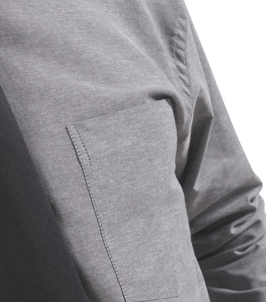 Koszula S 16000 BOSTON - 16000_zoom_S - Kolor: Silver