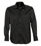 Koszula S 17000 BRIGHTON - 17000_black_S Black