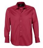 Koszula S 17000 BRIGHTON - 17000_cardinal_red_S Cardinal red