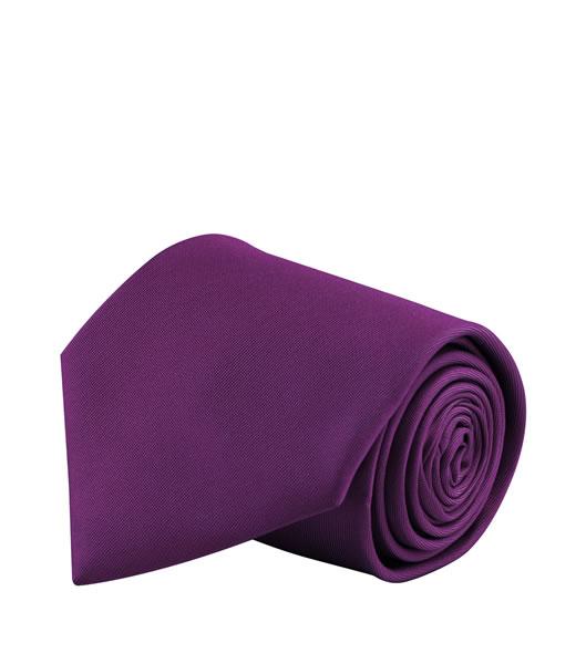 Krawat S 82000 GLOBE - 82000_burgundy_S - Kolor: Burgundy