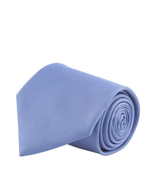 Krawat S 82000 GLOBE - 82000_medium_blue_S - Kolor: Medium blue