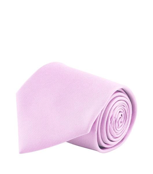 Krawat S 82000 GLOBE - 82000_pink_S - Kolor: Pink