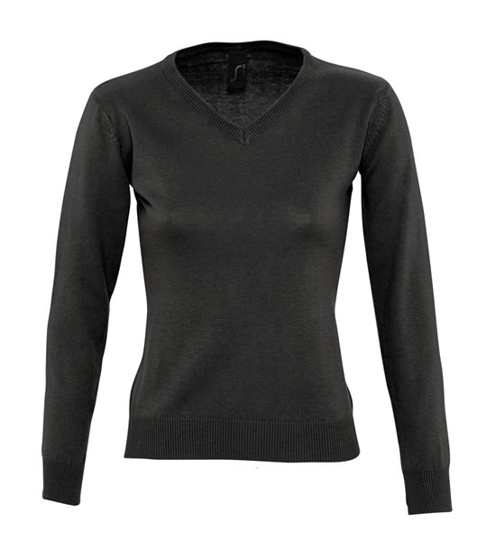 Sweter Ladies S 90010 GALAXY WOMEN - 90010_black_S - Kolor: Black