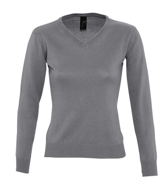Sweter Ladies S 90010 GALAXY WOMEN - 90010_medium_grey_S - Kolor: Medium grey