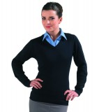 Sweter Ladies S 90010 GALAXY WOMEN - 90010_black_S Black