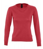 Sweter Ladies S 90010 GALAXY WOMEN - 90010_red_S Red