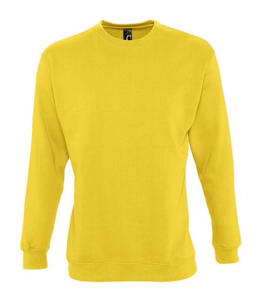 Bluza dresowa Unisex S 13250 NEW SUPREME 280 - 13250_gold_S - Kolor: Gold