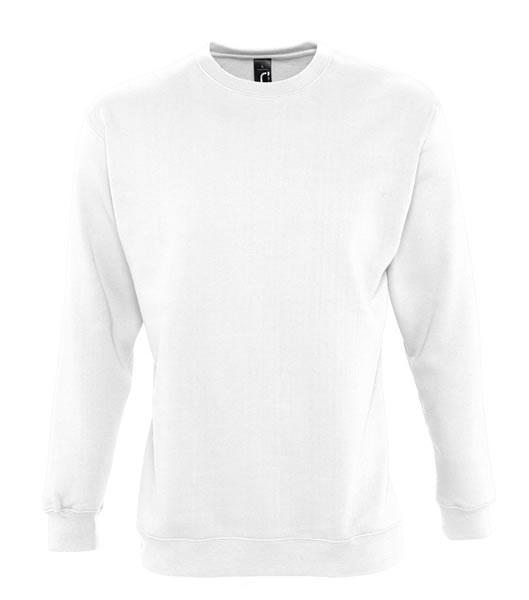 Bluza dresowa Unisex S 13250 NEW SUPREME 280 - 13250_white_S - Kolor: White