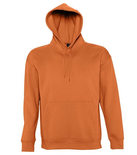 Bluza dresowa S 13251 SLAM 320 - 13251_orange_S - Kolor: Orange
