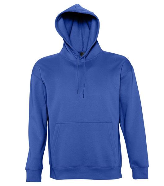 Bluza dresowa S 13251 SLAM 320 - 13251_royal_blue_S - Kolor: Royal blue