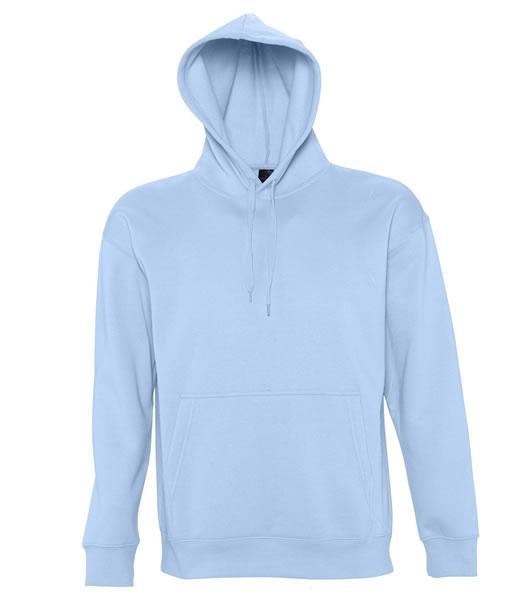 Bluza dresowa S 13251 SLAM 320 - 13251_sky_blue_S - Kolor: Sky blue