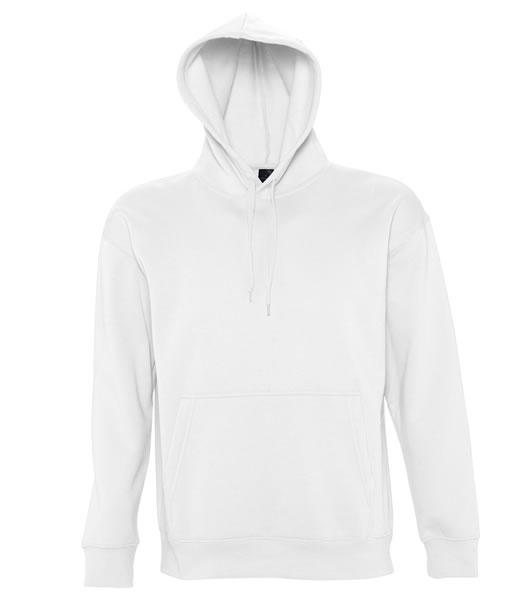 Bluza dresowa S 13251 SLAM 320 - 13251_white_S - Kolor: White