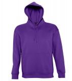 Bluza dresowa S 13251 SLAM 320 - 13251_dark_purple_S Dark purple
