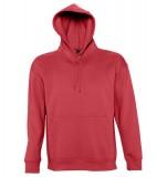 Bluza dresowa S 13251 SLAM 320 - 13251_red_S Red