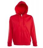 Bluza dresowa S 47800 SEVEN MEN 290 - 47800_red_S Red