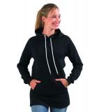 Bluza dresowa Ladies S 13100 STREET 240 - 13100_black_S Black