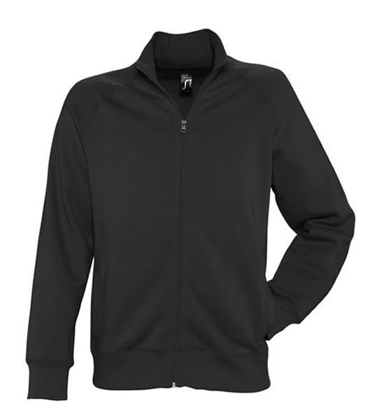 Bluza dresowa  S 47200 SUNDAE 280 - 47200_black_S - Kolor: Black