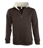 Bluza dresowa S 47300 SCOTT 290 - 47300_chocolate_rope_S Chocolate / Rope