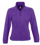 Bluzy polarowe Ladies S 54500 NORTH WOMEN 300 - 54500_dark_purple_S Dark purple