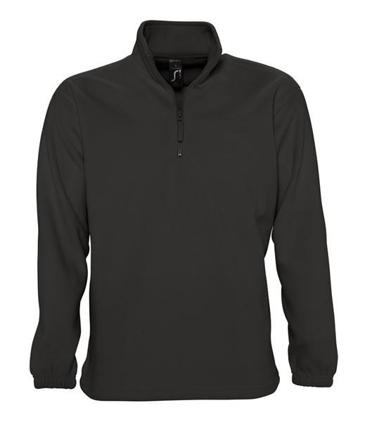 Bluzy polarowe S 56000 NESS 300 - 56000_black_S - Kolor: Black