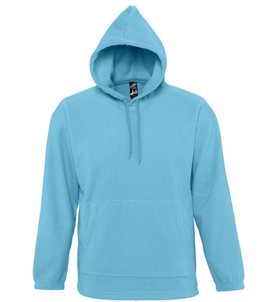 Bluzy polarowe Unisex S 53500 NIRVANA 300 - 53500_turquoise_S - Kolor: Turquoise