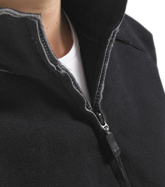 Bluzy polarowe Ladies S 52000 NEO 400 - 52000_zoom_S - Kolor: Black / Grey