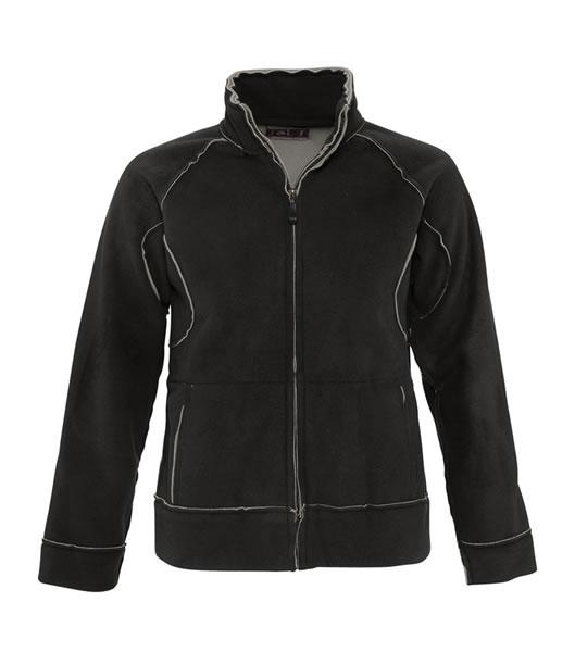 Bluzy polarowe Ladies S 52000 NEO 400 - 52000_black_grey_S - Kolor: Black / Grey