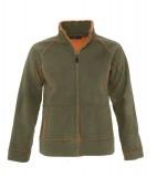 Bluzy polarowe Ladies S 52000 NEO 400 - 52000_army_orange_S Army / Orange