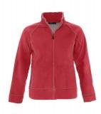 Bluzy polarowe Ladies S 52000 NEO 400 - 52000_red_grey_S Red / Grey