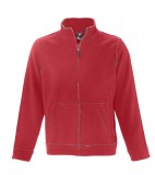 Bluzy polarowe S 53000 NEPTUN 400 - 53000_red_grey_S Red / Grey
