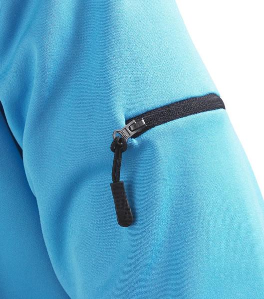 Bluzy polarowe S 52500 NEW LOOK MEN 250 - 52500_zoom_S - Kolor: Turquoise