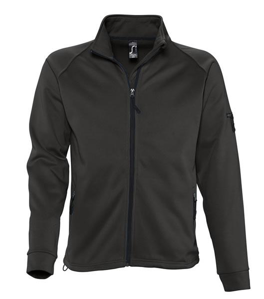 Bluzy polarowe S 52500 NEW LOOK MEN 250 - 52500_black_S - Kolor: Black