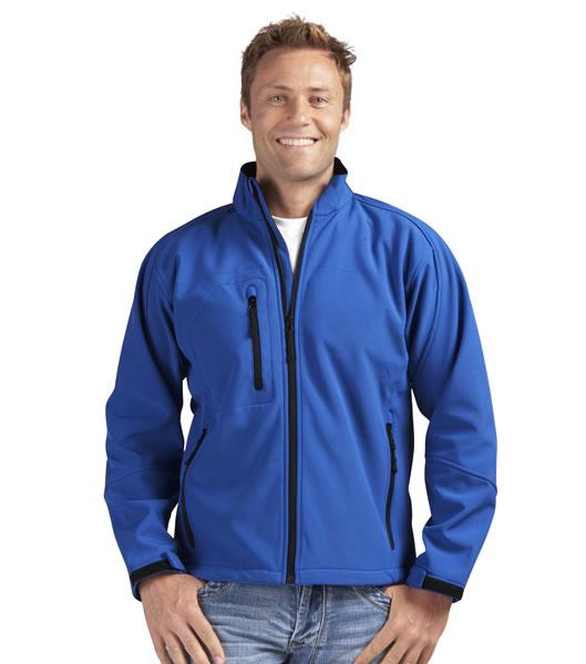 Kurtka Softshell S 46600 RELAX  - 46600_royal_blue_S - Kolor: Royal blue