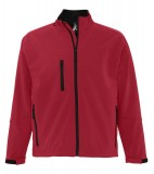 Kurtka Softshell S 46600 RELAX  - 46600_pepper_red_S Pepper red