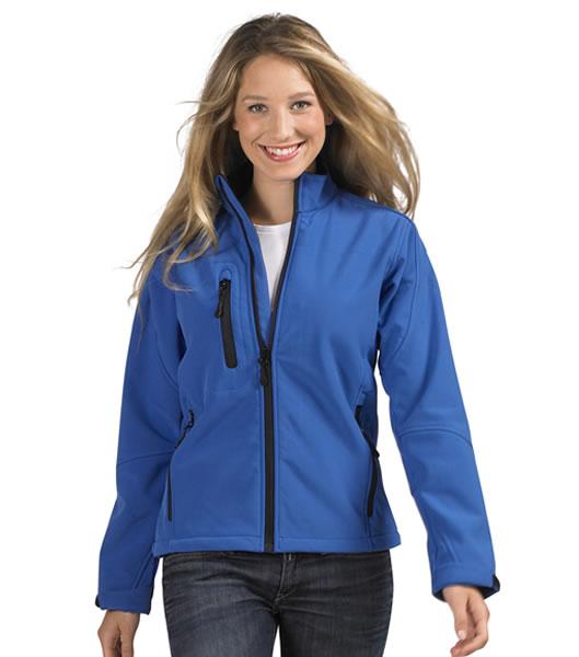 Kurtka Softshell Ladies S 46800 ROXY  - 46800_royal_blue_S - Kolor: Royal blue