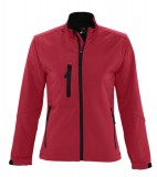 Kurtka Softshell Ladies S 46800 ROXY  - 46800_pepper_red_S Pepper red